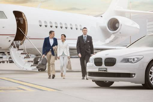 Get a Quote from GTA Airport Limo